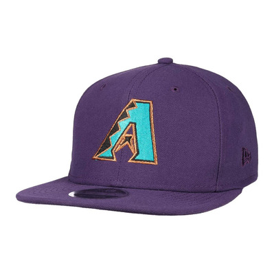 NEW ERA - 9FIFTY MLB ARIZONA DIAMONDBACKS - Casquettes purple