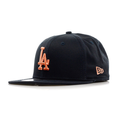 NEW ERA - 9FIFTY MLB LOS ANGELES DODGERS - Casquettes navy