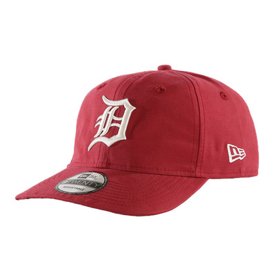 NEW ERA - 9TWENTY MLB DETROIT TIGERS - Casquettes burgundy