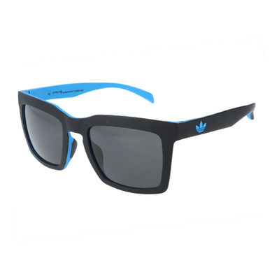 ADIDAS - AOR010 - Sunglasses - Men's - black/sky/grey