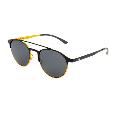 ADIDAS - AOM003- Sunglasses - black/yellow/grey