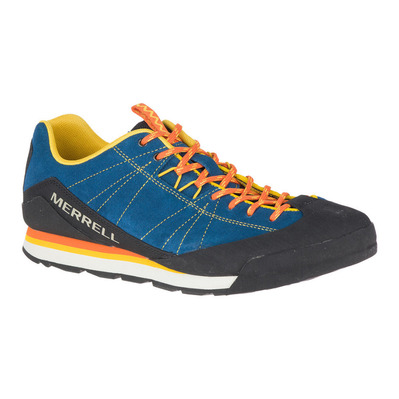 MERRELL - CATALYST SUEDE - Scarpe Uomo sailor