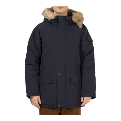 CARHARTT - TROPPER - Parka Jacket - Men's - navy blue