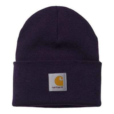 CARHARTT - ACRYLIC LAKERS - Beanie - Men's - purple