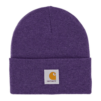 CARHARTT - ACRYLIC - Beanie - Men's - purple