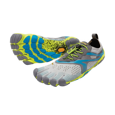 FIVEFINGERS - Five Fingers V-RUN - Running Shoes - Men's - oyster