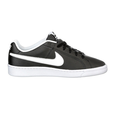 NIKE - COURT ROYALE - Trainers - Men's - black/white