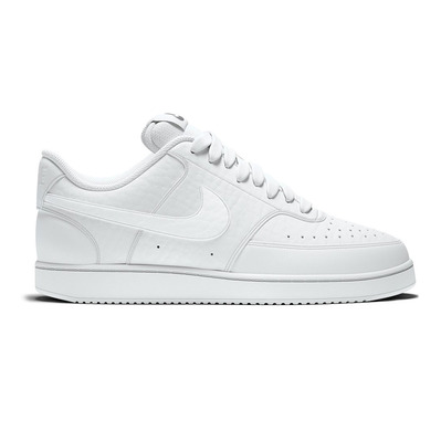 NIKE - COURT VISION LOW - Zapatillas hombre white