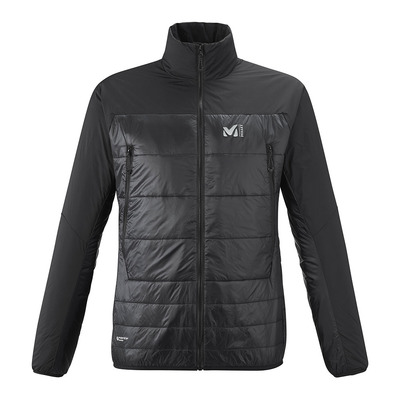 MILLET - FUSION AIRLOFT - Hybrid Jacket - Men's - black