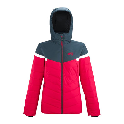 MILLET - SLOGEN - Hybrid Jacket - Women's - tango/orion blue