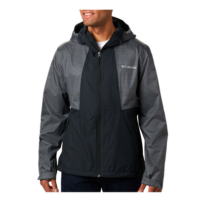 COLUMBIA - M Inner Limits II Jacket-Black, Graphite Homme Black, Graphite Heather
