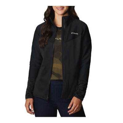 COLUMBIA - ROFFE RIDGE II - Pile Donna black