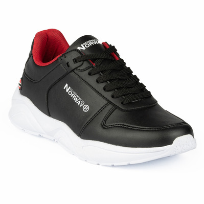 GEOGRAPHICAL NORWAY - GNM19003-01 - Sneakers homme black