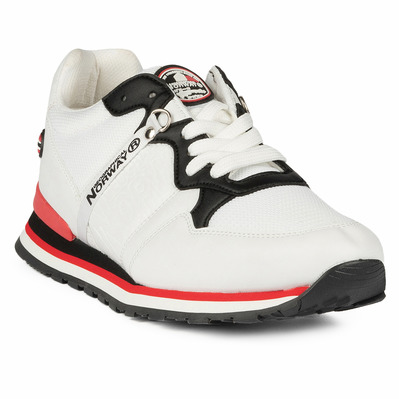 GEOGRAPHICAL NORWAY - GNM19009-17 - Sneakers homme white