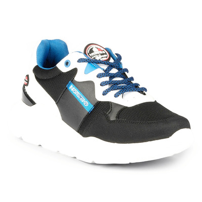 GEOGRAPHICAL NORWAY - GNM19025-03 - Sneakers homme black / white
