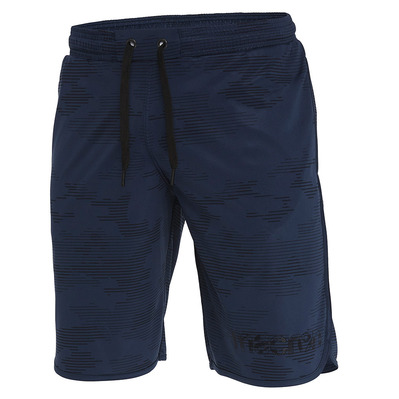 MACRON - ATHLEISURE SBJ SWANSEA - Shorts - Men's - deep blue