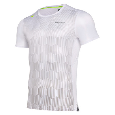 MACRON - RUN CHINOOK SBJ PERCY - Jersey - Men's - printed white hexa