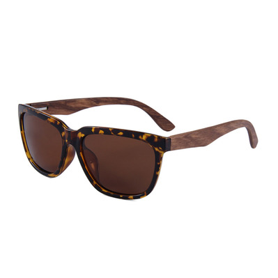 FELER - CHARLES - Polarised Sunglasses - tortoise/brown