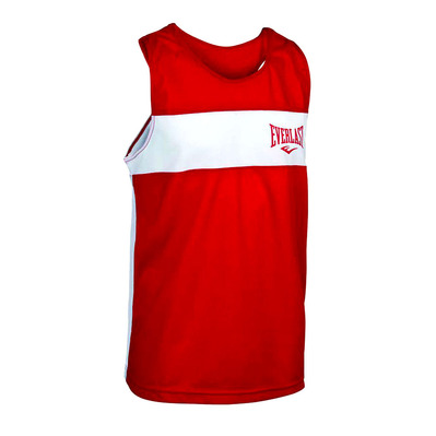 EVERLAST - 00516 - Tank Top - Men's - red/white
