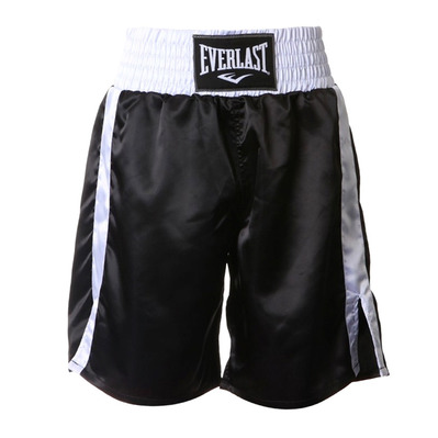 EVERLAST - COMPETITION - Boxing Shorts - Men's - black/white