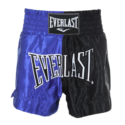EVERLAST - EVR0000320 - Thai Boxing Shorts - Men's - blue/black