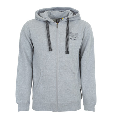 EVERLAST - ZIP THOUGH HOODIE - Sweatshirt - Men's - grey