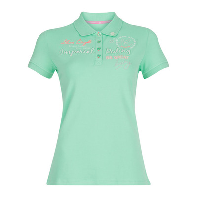 IMPERIAL RIDING - KINDNESS - Polo - Women's - summer green
