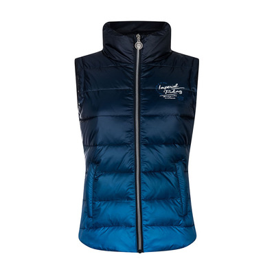 IMPERIAL RIDING - LUCKY BOY - Down Jacket - Women's - navy