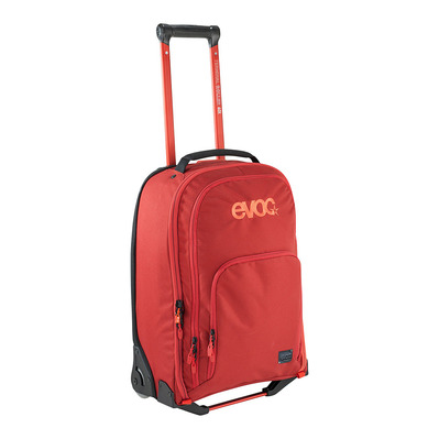 EVOC - TERMINAL ROLLER 40L - Suitcase - chili red