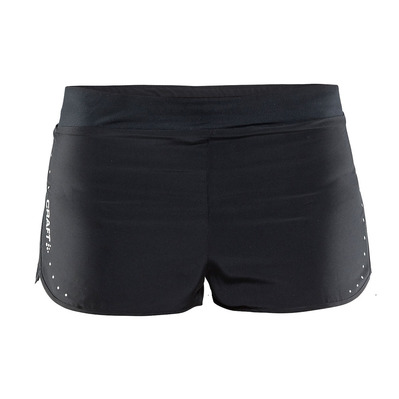"CRAFT - ESSENTIAL 2"" - Shorts - Women's - black"