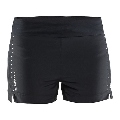 "CRAFT - ESSENTIAL 5"" - Shorts - Women's - black"