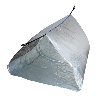 LACD - EMERGENCY TENT - Survival Shelter - silver