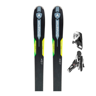 DYNASTAR - LEGEND X88 - All Mountain Skis - Men's + Bindings - SPX 12 KONECT DUAL B100 black/white