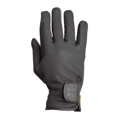 BR EQUITATION - NETHANIEL - Gloves - Men's - black