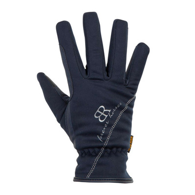 BR EQUITATION - NIGELLA - Gloves - Junior - navy