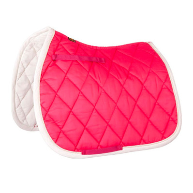 BR EQUITATION - EVENT - GP Saddle Pad - raspberry
