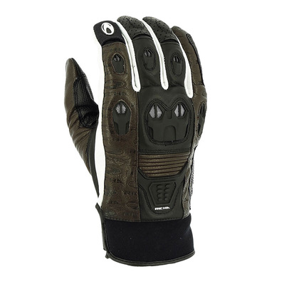 RICHA - BUNKER - Gants Homme brown