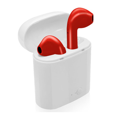 XPODS - S04 - Bluetooth Earphones - red