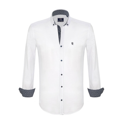 PAUL PARKER - GE 120 2019 - Shirt - Men's - white