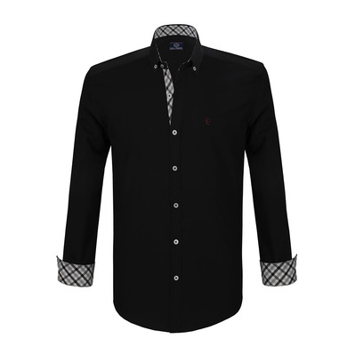 PAUL PARKER - GE 121 2019 - Shirt - Men's - black