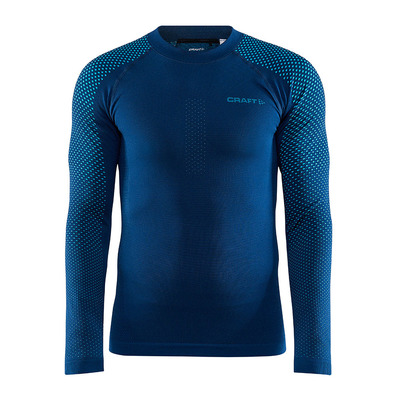 CRAFT - ADV WARM FUSEKNIT INTENSITY LS Homme BEAT/LAZER