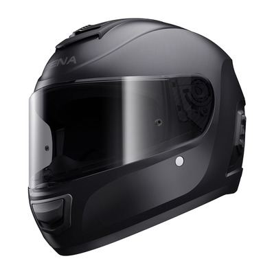 SENA - MOMENTUM LITE - Bluetooth Full Face Helmet - matt black