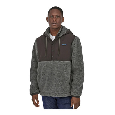 PATAGONIA - SHELLED RETRO-X - Polaire Homme forge grey
