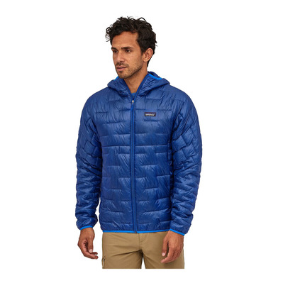 PATAGONIA - MICRO PUFF HOODY - Doudoune Homme superior blue