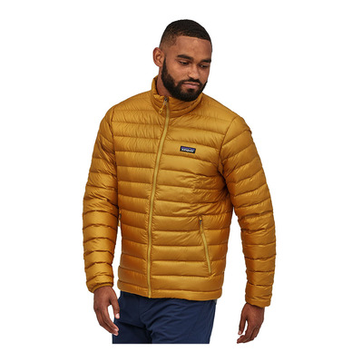 PATAGONIA - DOWN SWEATER - Daunenjacke - Männer - buckwheat gold