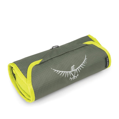 OSPREY - ULTRALIGHT WASHBAG ROLL 6 - Trousse de toilette electric lime