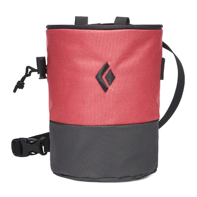 BLACK DIAMOND - MOJO ZIP CHALK BAG Unisexe Wild Rose-Slate