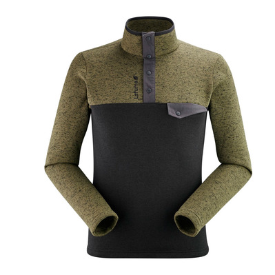LAFUMA - CLOUDY SWEATER - Pile Uomo dark bronze