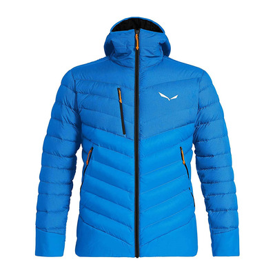 SALEWA - ORTLES MEDIUM 2 - Piumino Uomo cloisonne blue