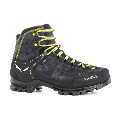 SALEWA - RAPACE GTX - Zapatillas de alpinismo hombre light black/kamille